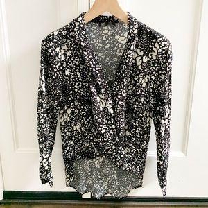 [NWOT] Zara Woman Printed Top